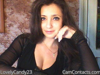 Start VIDEO CHAT with LovelyCandy23