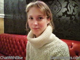 Start VIDEO CHAT with ChatWithElise