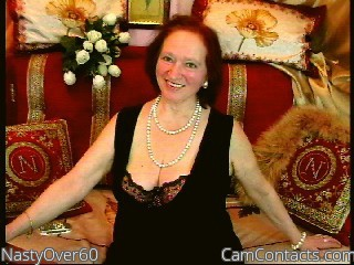 Start VIDEO CHAT with NastyOver60