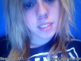 Start VIDEO CHAT with BeautifulCAT1
