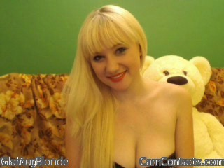 Start VIDEO CHAT with GlamurBlonde