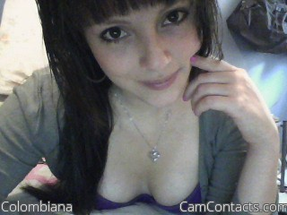 Start VIDEO CHAT with Colombiana