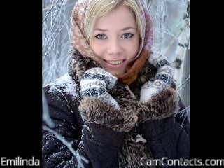 Start VIDEO CHAT with Emilinda