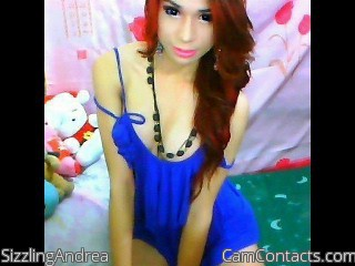 Start VIDEO CHAT with SizzlingAndrea