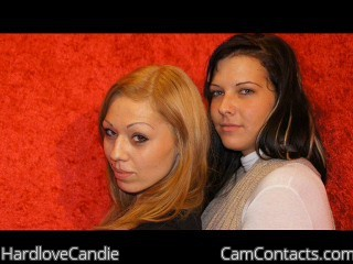 Start VIDEO CHAT with HardloveCandie