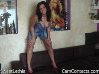 Start VIDEO CHAT with SweetLethia