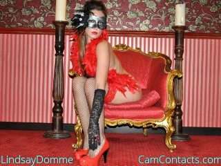 Start VIDEO CHAT with LindsayDomme