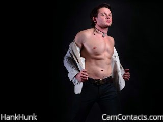 Start VIDEO CHAT with HankHunk