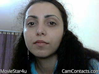 Start VIDEO CHAT with MovieStar4u
