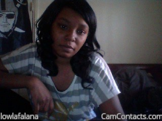 Start VIDEO CHAT with lowlafalana
