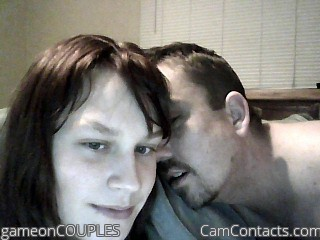 Start VIDEO CHAT with gameonCOUPLES