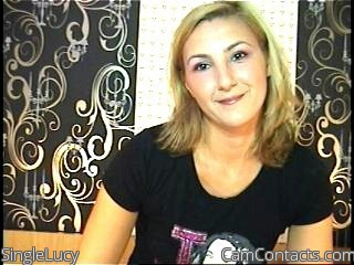 Start VIDEO CHAT with SingleLucy
