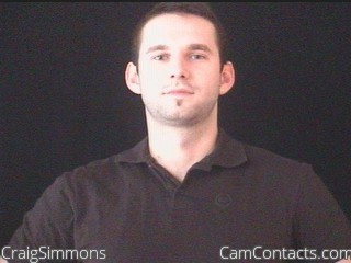 Start VIDEO CHAT with CraigSimmons