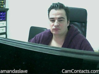 Start VIDEO CHAT with amandaslave