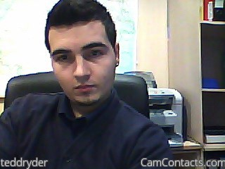Start VIDEO CHAT with teddryder