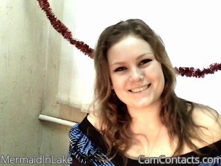 Start VIDEO CHAT with MermaidInLake