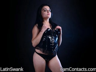 Start VIDEO CHAT with LatinSwank