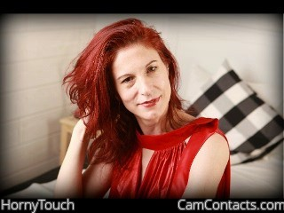 Start VIDEO CHAT with HornyTouch