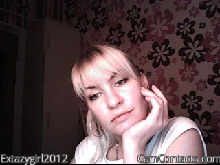 Start VIDEO CHAT with Extazygirl2012