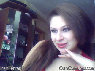 Start VIDEO CHAT with IrenFerrari1