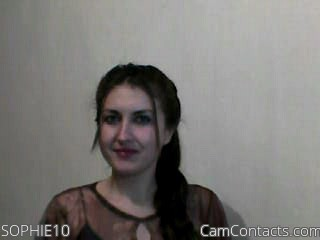Start VIDEO CHAT with SOPHIE10
