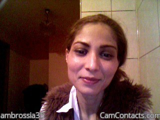 Start VIDEO CHAT with ambrossia35