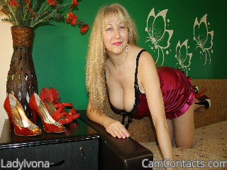 Start VIDEO CHAT with LadyIvona