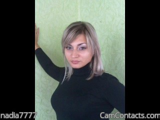 Start VIDEO CHAT with nadia7777