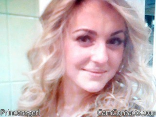 Start VIDEO CHAT with Princessgerl