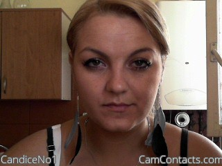 Start VIDEO CHAT with CandiceNo1