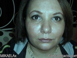 Start VIDEO CHAT with MIKAELAx