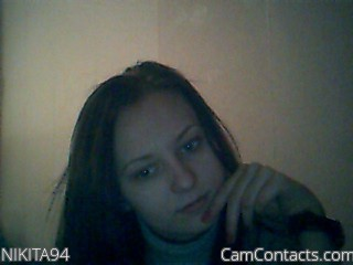 Start VIDEO CHAT with NIKITA94