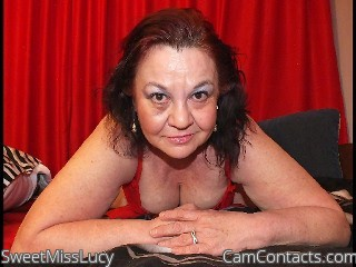 Start VIDEO CHAT with SweetMissLucy