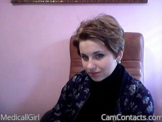 Start VIDEO CHAT with MedicallGirl