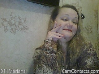 Start VIDEO CHAT with 011Mariana
