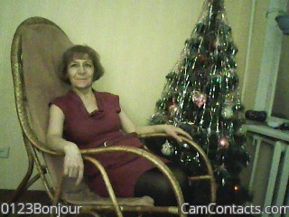 Start VIDEO CHAT with 0123Bonjour