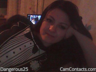 Start VIDEO CHAT with Dangerous25