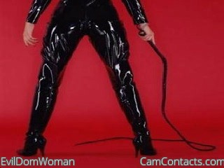 Start VIDEO CHAT with EvilDomWoman