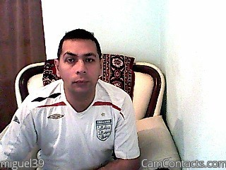 Start VIDEO CHAT with miguel39