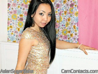 Start VIDEO CHAT with AsianSugarBabe