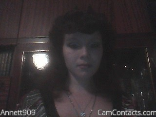 Start VIDEO CHAT with Annett909