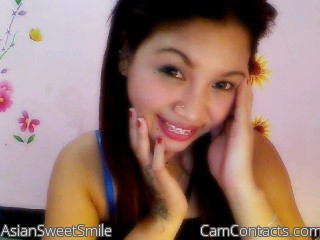 Start VIDEO CHAT with AsianSweetSmile