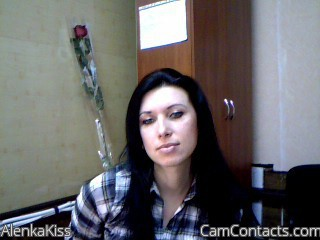 Start VIDEO CHAT with AlenkaKiss
