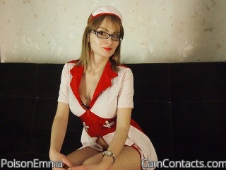 Start VIDEO CHAT with PoisonEmma