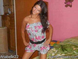 Start VIDEO CHAT with Anabelle22