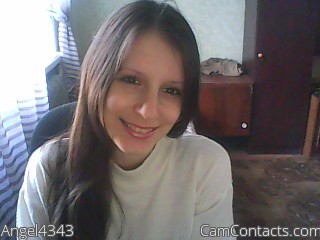 Start VIDEO CHAT with Angel4343