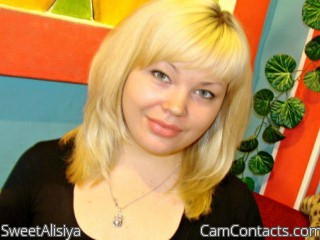 Start VIDEO CHAT with SweetAlisiya