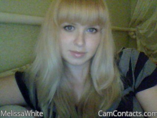 Start VIDEO CHAT with MelissaWhite