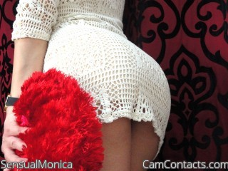 Start VIDEO CHAT with SensualMonica