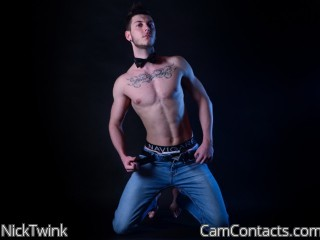 Start VIDEO CHAT with NickTwink